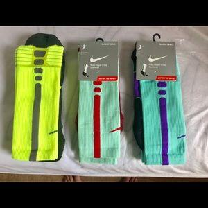 Nike Hyperelite Socks Lot